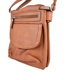 Дамска чанта с много джобове
