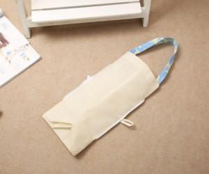 чанта от плат за пазар