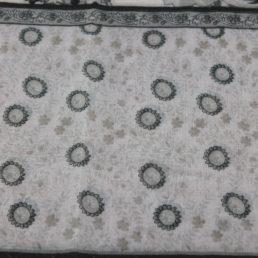 сив дамски шал
