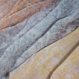Дамски шал в три цвята